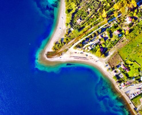 Griechenland Luftbild