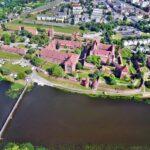 Marienburg Luftbild